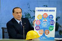 Silvio Berlusconi incontra l'ANCE