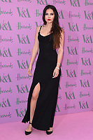 Doina Ciobanu arriving for the Victoria and Albert Museum Summer Party 2018, London, UK. <br /> 20 June  2018<br /> Picture: Steve Vas/Featureflash/SilverHub 0208 004 5359 sales@silverhubmedia.com