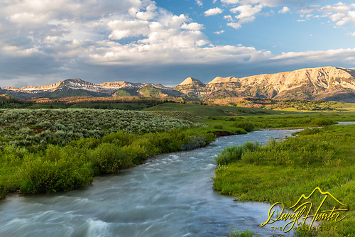 Dell Creek, Bondurant Wyoming