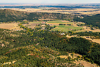 Beulah, Colorado aerial. Oct 2019