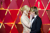 www.acepixs.com<br /> <br /> February 26 2017, Hollywood CA<br /> <br /> Nicole Kidman, Keith Urban arriving at the 89th Annual Academy Awards at Hollywood &amp; Highland Center on February 26, 2017 in Hollywood, California.<br /> <br /> By Line: Z17/ACE Pictures<br /> <br /> <br /> ACE Pictures Inc<br /> Tel: 6467670430<br /> Email: info@acepixs.com<br /> www.acepixs.com