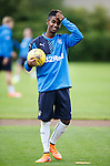 Gedion Zelalem getting to know his new team-mates