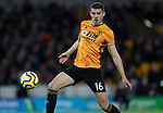 Conor Coady of Wolverhampton Wanderers during the Premier League match at Molineux, Wolverhampton. Picture date: 14th February 2020. Picture credit should read: Darren Staples/Sportimage