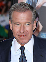 "WESTWOOD, LOS ANGELES, CA, USA - APRIL 28: Brian Williams at the Los Angeles Premiere Of Universal Pictures' ""Neighbors"" held at the Regency Village Theatre on April 28, 2014 in Westwood, Los Angeles, California, United States. (Photo by Xavier Collin/Celebrity Monitor)"
