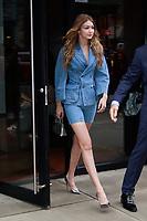 OCT 11 Gigi Hadid seen in New York City