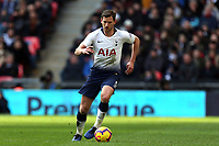 Jan Vertonghen of Tottenham Hotspur during Tottenham Hotspur vs Newcastle United, Premier League Football at Wembley Stadium on 2nd February 2019
