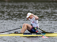 Glasgow, Scotland, Sunday, 5th  August 2018, View, European Games, Rowing, Strathclyde Park, North Lanarkshire, © Peter SPURRIER/Alamy Live News