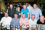 Seamus Cahill from Spa Road, Tralee   who is due to marry Mary Quinn from Moyvane on 29th of July enjoying his stag night on Saturday night at the Brogue Inn Front l-r  Mike Cahill, Billy O'Connor, Seamus Cahill, Seanie Connor and Maurice Quirke. Back l-r  Paddy Cahill, Mikey Cahill, Slawomir Walus and Kieran Hartnett