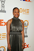 LOS ANGELES - MAR 9:  Avia Fields at the 50th NAACP Image Awards Nominees Luncheon at the Loews Hollywood Hotel on March 9, 2019 in Los Angeles, CA