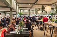Rotterdam, The Netherlands, 14 Februari 2019, ABNAMRO World Tennis Tournament, Ahoy, Restaurant<br /> Photo: www.tennisimages.com/Henk Koster