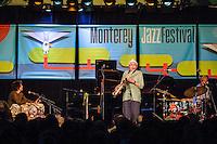 Sangam Featuring Charles Lloyd - 2014 Monterey Jazz Festival