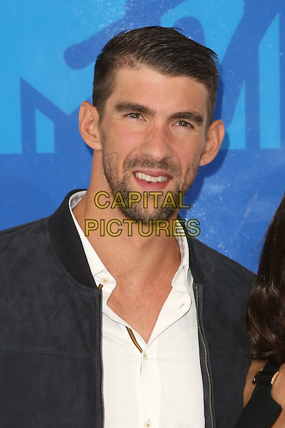 NEW YORK - AUGUST 28: Olympic swimmer Michael Phelps arrives at the 2016 MTV Video Music Awards at Madison Square Garden on August 28, 2016 in New York City.<br /> CAP/MPI99<br /> &copy;MPI99/Capital Pictures