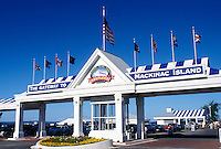 Mackinaw City, MI, Michigan, Shepler's Gateway to Mackinac Island Ferry Terminal in Mackinaw City.