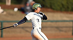 CARY, NC - MARCH 04: Notre Dame's Daniel Jung. The University of Rhode Island Rams played the University of Notre Dame Fighting Irish on March 4, 2017, at USA Baseball NTC Field 3 in Cary, NC in a Division I College Baseball game, and part of the Irish Classic tournament. Notre Dame won the game 8-4.