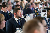 Picture By Allan McKenzie/SWpix.com - 06/04/18 - Cricket - Yorkshrie County Cricket Club Opening Season Lunch 2018 - Emerald Headingley Stadium, Leeds, England - Tim Bresnan.