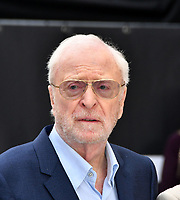 Michael Caine<br /> King of Thieves world film premiere at Vue West End cinema, London, England on 12 September 2018.<br /> CAP/JOR<br /> &copy;JOR/Capital Pictures