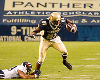 02 September 2006: Pitt wide receiver Derek Kinder..The Pitt Panthers defeated the Virginia Cavaliers 38-13 on September 02, 2006 at Heinz Field, Pittsburgh, Pennsylvania.