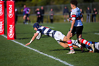 190824 Hurricanes 1st XV Rugby Semifinal - Scots College v PNBHS