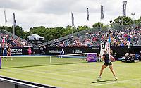 Netherlands, Rosmalen , June 08, 2015, Tennis, Topshelf Open, Autotron, Michaélla Krajicek (NED) on centercourt<br /> Photo: Tennisimages/Henk Koster