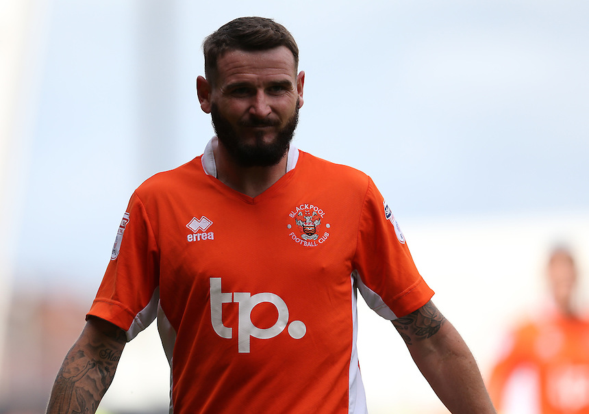 Blackpool's Mark Yeates<br /> <br /> Photographer Stephen White/CameraSport<br /> <br /> Football - Pre-Season Friendly - Blackpool v Bury - Saturday 30 July 2016 - Bloomfield Road - Blackpool<br /> <br /> World Copyright &copy; 2016 CameraSport. All rights reserved. 43 Linden Ave. Countesthorpe. Leicester. England. LE8 5PG - Tel: +44 (0) 116 277 4147 - admin@camerasport.com - www.camerasport.com