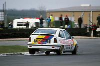 1989 British Touring Car Championship. #56 John Cleland. Vauxhall Sport. Vauxhall Astra GTE.