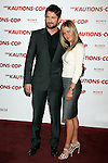 Gerard Butler and Jennifer Aniston.Bounty Hunter Photocall.Hotel De Rome, Berlin, Germany.29 March 2009.Photo by Milestone Photo