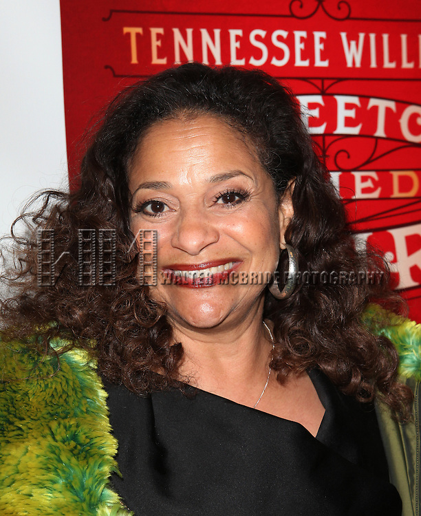 Debbie Allen.attending the Broadway Opening Night Performance of 'A Streetcar Named Desire' at the Broadhurst Theatre on 4/22/2012 in New York City.