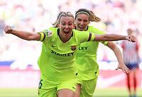 2019 03 17 Atletico del Madrid vs Barcelona spanish league female football match
