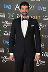Miguel Angel Munoz attend the 2015 Goya Awards at Auditorium Hotel, Madrid,  Spain. February 07, 2015.(ALTERPHOTOS/)Carlos Dafonte)