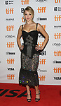 Jennifer Lawrence attends the 'Mother!' premiere during the 2017 Toronto International Film Festival at Princess of Wales Theatre on September 10, 2017 in Toronto, Canada.