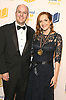 Jonathan Freeman and wife Rebecca Makkai attend the 69th National Book Awards Ceremony and Benefit Dinner presented by the National Book Foundaton on November 14, 2018 at Cipriani Wall Street in New York, New York, USA.<br /> <br /> photo by Robin Platzer/Twin Images<br />  <br /> phone number 212-935-0770