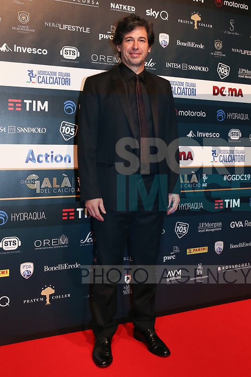 Demetrio Albertini pictured at the The Italian Footballers Association Grand Gala of Football at the Megawatt Court, Milan. Picture date: 2nd December 2019. Picture credit should read: Jonathan Moscrop/Sportimage
