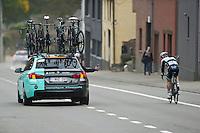 2016 Flanders Classics<br /> UCI Pro Continental Cycling<br /> De Brabantse Pijle<br /> 13 April 2016<br /> Sebastien Lander, One Pro Cycling
