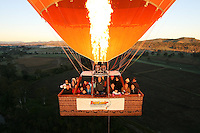 20130618 June 18 Hot Air Balloon Gold Coast