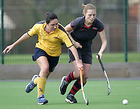 Havering HC Ladies vs Thurrock HC Ladies 2nd XI 31-03-07