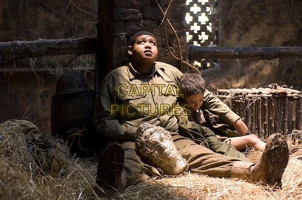 OMAR BENSON MILLER.in Miracle at St. Anna.*Filmstill - Editorial Use Only*.CAP/PLF.Supplied by Capital Pictures.