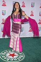 LAS VEGAS, NV - NOVEMBER 15 :  Lila Downs pictured at the 2012 Latin Grammys at Mandalay Bay Resort on November 15, 2012 in Las Vegas, Nevada.  Credit: Kabik/Starlitepics/MediaPunch Inc. /NortePhoto