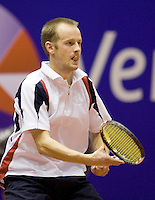 10-12-08, Rotterdam, Reaal Tennis Masters, Sander Koning