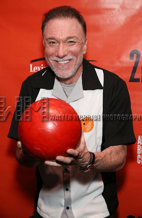 Patrick Stewart attends the Second Stage Theatre 2018 Bowling Classic at Lucky Strike  on February 12, 2018 in New York City.