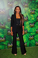 LONDON, ENGLAND - JANUARY 10: Alexandra Burke attending 'Cirque du Soleil - OVO' at the Royal Albert Hall on January 10, 2018 in London, England.<br /> CAP/MAR<br /> &copy;MAR/Capital Pictures