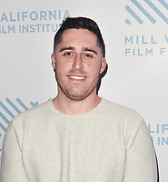SAN RAFAEL, CA - OCTOBER 07: Director Trey Edward Shults arrives at the Centerpiece Film 'Waves' during the 42nd Mill Valley Film Festival at Christopher B. Smith Rafael Film Center on October 9, 2019 in San Rafael, California. Photo: imageSPACE for the Mill Valley Film Festival/MediaPunch