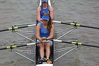 Crew: 356   ROS-LOWN    Ross Rowing Club    W J16 2x Inter <br /> <br /> Pairs Head 2017<br /> <br /> To purchase this photo, or to see pricing information for Prints and Downloads, click the blue 'Add to Cart' button at the top-right of the page.