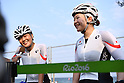 Yurie Kanuma &amp; Mai Tanaka (JPN), <br /> SEPTEMBER 17, 2016 - Cycling - Road : <br /> Women's Road Race B  <br /> at Pontal <br /> during the Rio 2016 Paralympic Games in Rio de Janeiro, Brazil.<br /> (Photo by AFLO SPORT)
