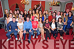 Michelle O'Leary from Cahermoneen, Tralee celebrating her 18th Birthday with family and friends at the Imperial Hotel on Saturday