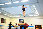 BG Media Day Lilleshall 15.10.15.Open training session ahead of the World Championships in Glasgow. Claudia Fragapane
