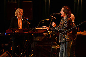 FORT LAUDERDALE, FL - JANUARY 09: Rod Argent and Colin Blunstone of The Zombies perform at The Parker Playhouse on February 9, 2018 in Fort Lauderdale Florida. Credit Larry Marano © 2018