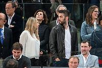 Dani Martinez during Mutua Madrid Open Tennis 2016 in Madrid,  May 06, 2016. (ALTERPHOTOS/BorjaB.Hojas) /NortePhoto.com /NortePhoto