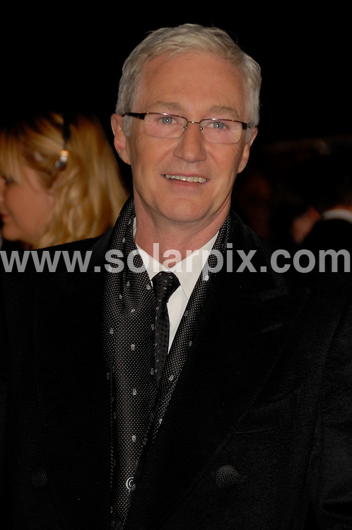 **ALL ROUND PICTURES FROM SOLARPIX.COM**.**WORLDWIDE SYNDICATION RIGHTS**.Celebrities arrive for the National TV Awards, at the Royal Albert Hall, London, UK. 29th October 2008 ..This pic: Paul O'Grady..JOB REF: 7759 BTT DATE: 29_10_2008.**MUST CREDIT SOLARPIX.COM OR DOUBLE FEE WILL BE CHARGED* *UNDER NO CIRCUMSTANCES IS THIS IMAGE TO BE REPRODUCED FOR ANY ONLINE EDITION WITHOUT PRIOR PERMISSION*