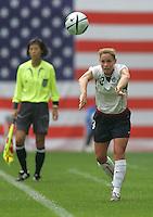 Nov 4, 2006: Seoul, South Korea:  Christie Rampone
