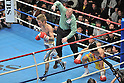 Yota Sato (JPN), Suriyan Sor Rungvisai (THA),.MARCH 27, 2012 - Boxing : WBC super flyweight title bout at Korakuen Hall in Tokyo, Japan..(Photo by Hiroaki Yamaguchi/AFLO).3 ()..